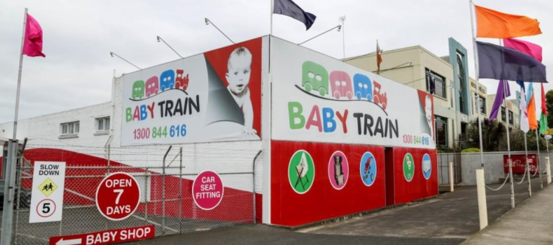 Baby Train Moorabbin All Locations Page
