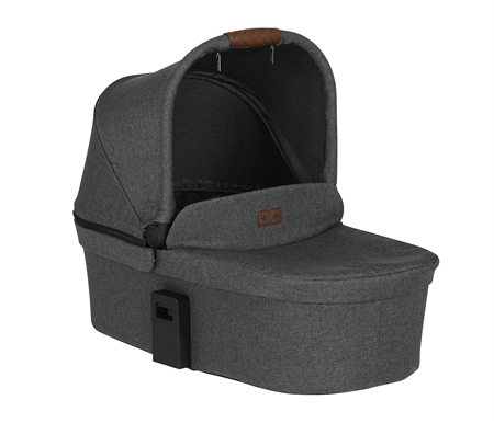 ABC Design Carrycot 2019 Asphalt Diamond Series