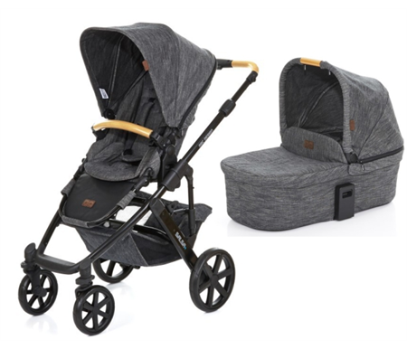 ABC Design Salsa 4 2017 Wood including Carrycot