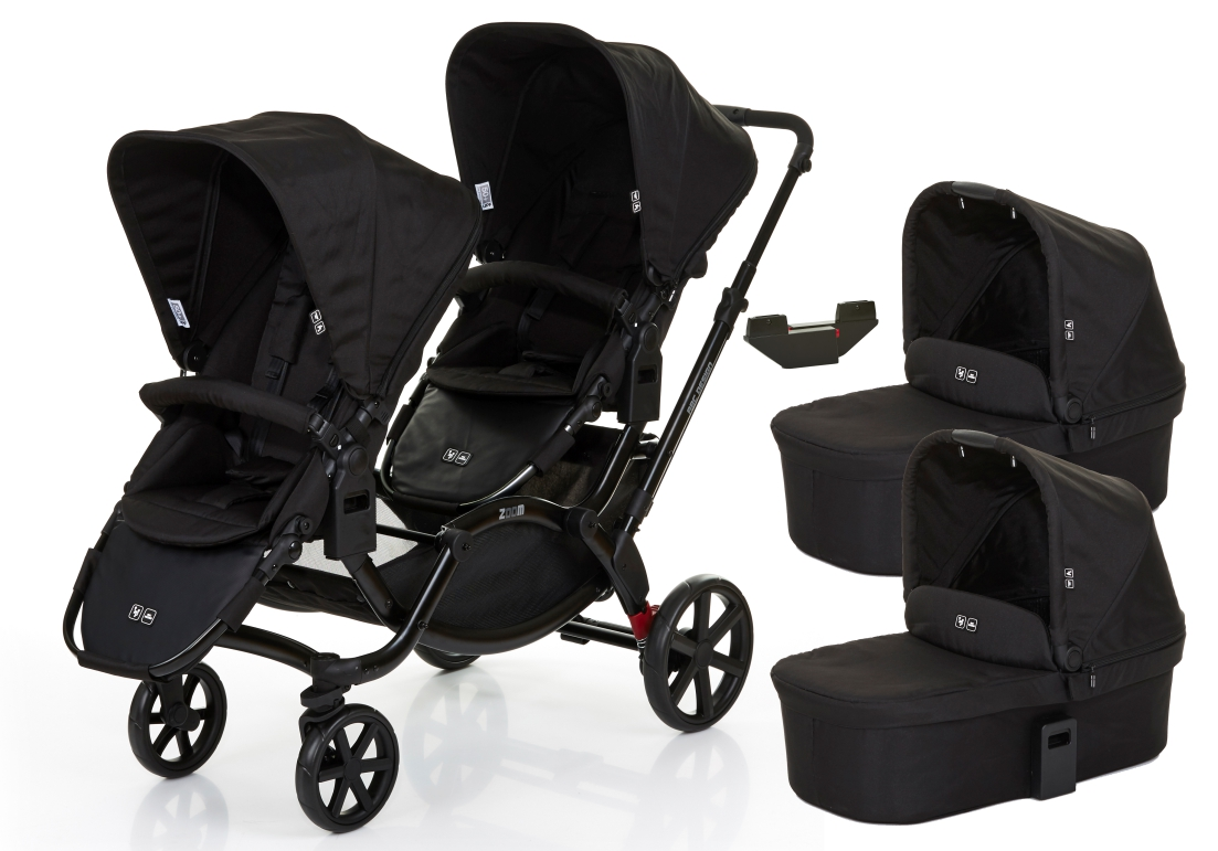 Twin Strollers With Car Seat Attachments