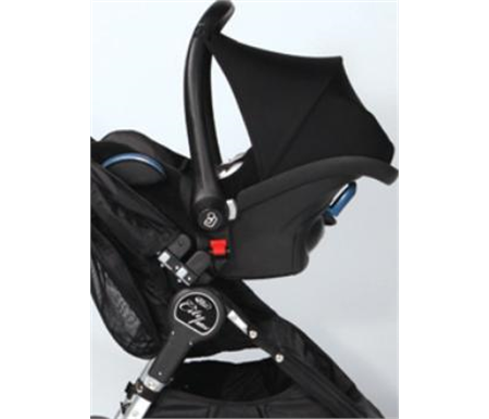 Baby Jogger Summit X Double Stroller Car Seat Adapter