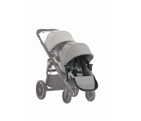 Baby Jogger City Select Lux Second Seat Kit Slate