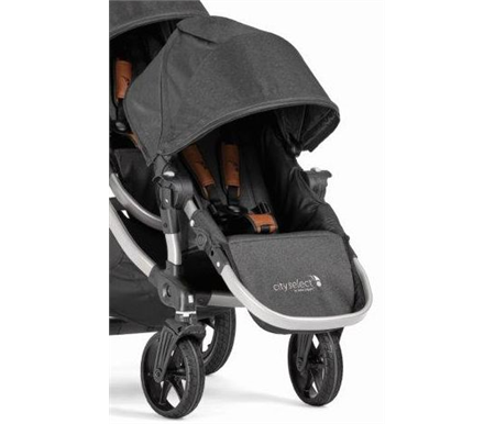 City Jogger Stroller >> Baby Jogger City Select Second Seat Kit 10th Anniversary Edition