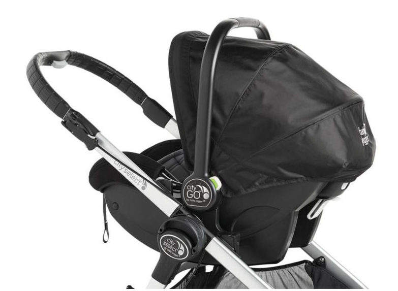 baby jogger city go city select select lux car seat adaptor. Black Bedroom Furniture Sets. Home Design Ideas