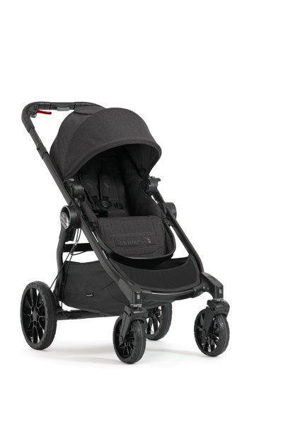 Baby Jogger City Select Lux Granite Baby Train