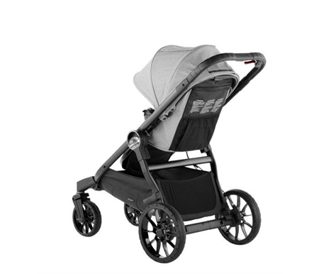 Baby Jogger City Select Lux Slate Baby Train