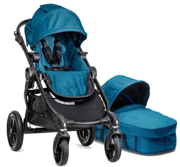baby jogger city select plus bassinet kit