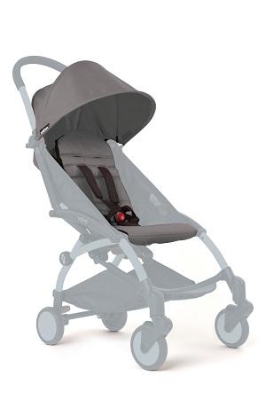 Baby Zen Yoyo Grey Seat Pad And Hood Australia