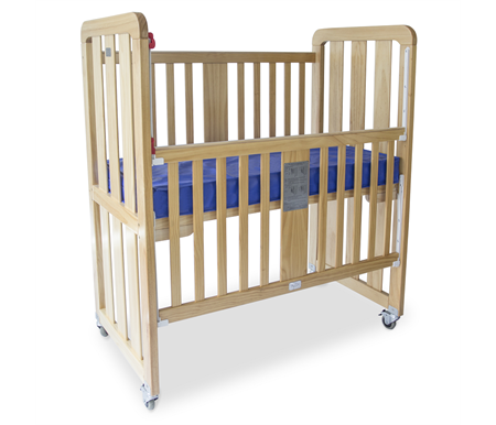 Babyhood Ergonomic Cot - Baltic