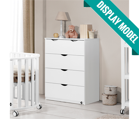 Bebe Care Nordica Tall Boy Drawers