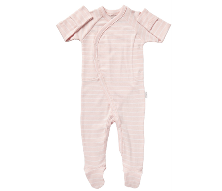Bonds Baby Newbies Stripe Coverall