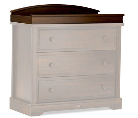 Boori Universal Arched Changer for 3 Drawer Dresser