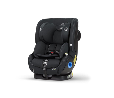 Britax Safe N Sound B-First Tex Convertible Car Seat CLICKTIGHT