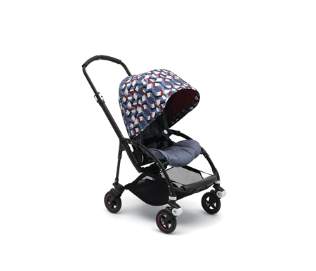 Bugaboo Bee5 Signature Complete Black Frame