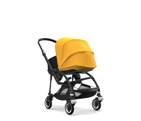 Bugaboo Bee5 plus Bass Core Complete Black Frame