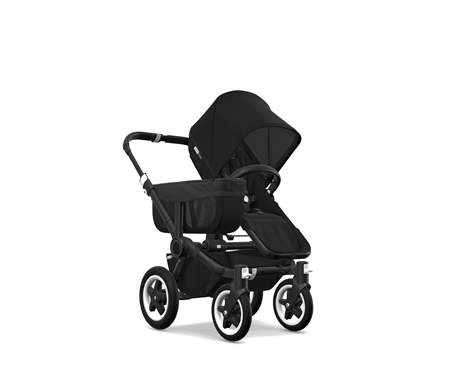Bugaboo Donkey2 Mono All In One Stroller All Black
