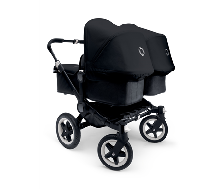 Bugaboo Donkey Twin Complete Stroller Black Chassis Australia