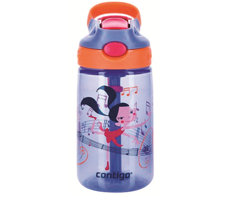 Contigo Gizmo Flip Lilac Dancer Drink Bottle