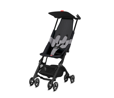 GB Pockit Air All Terrain 2019 Stroller Velvet Black