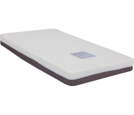 Grotime Innerspring Breathe Easy Cot Mattress - 1000 x 630 x 100mm