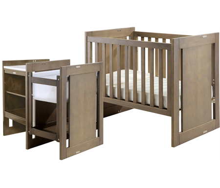 Grotime Overture Caboodle 8-In-1 Cot Package