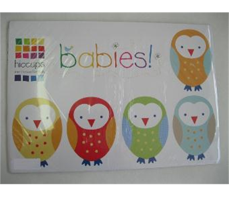 Hiccups Babies Wall Stickers Apple Tree