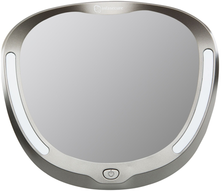 Infa Secure Deluxe Mirror with Light