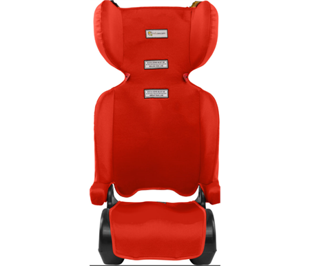 Infa Secure Versatile Booster Seat Red