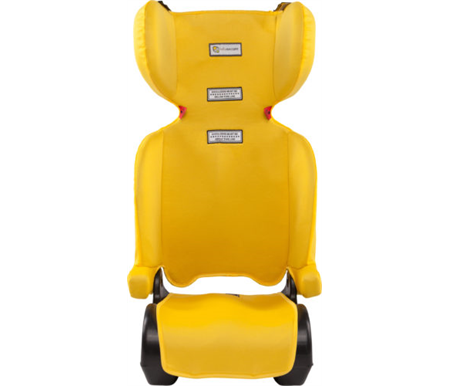 Infa Secure Versatile Booster Seat Yellow