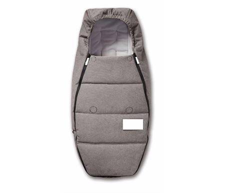 Joolz Geo Tailor Collection Sleeping Bag Graphite