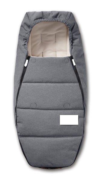 Joolz Geo Tailor Collection Sleeping Bag Gris