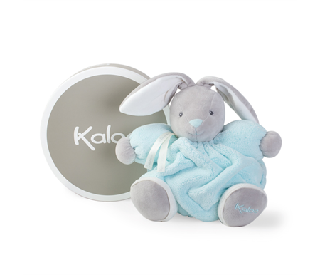 Kaloo Plume Medium Rabbit Aqua