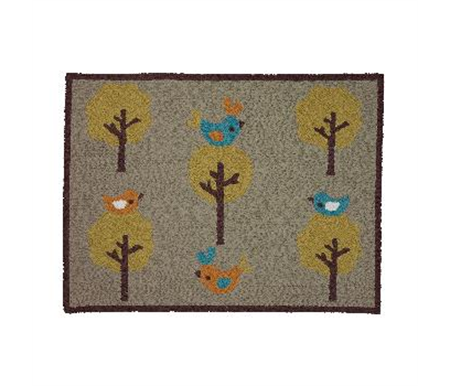Lolli Living Animal Tree Rug