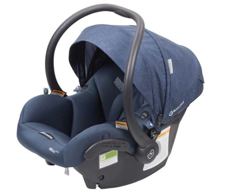 Maxi Cosi Mico Plus With Iso Nomad Blue