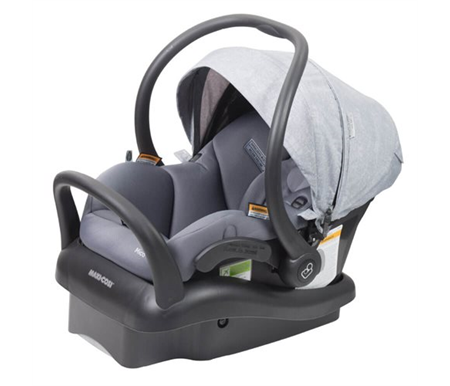 Maxi Cosi Mico Plus With Iso Nomad Grey