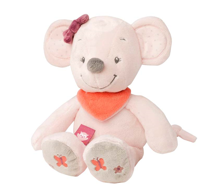 Nattou Cuddly Valentine the Mouse