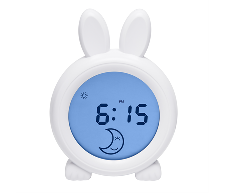 Oricom Sleep Trainer Bunny Clock 08BUN