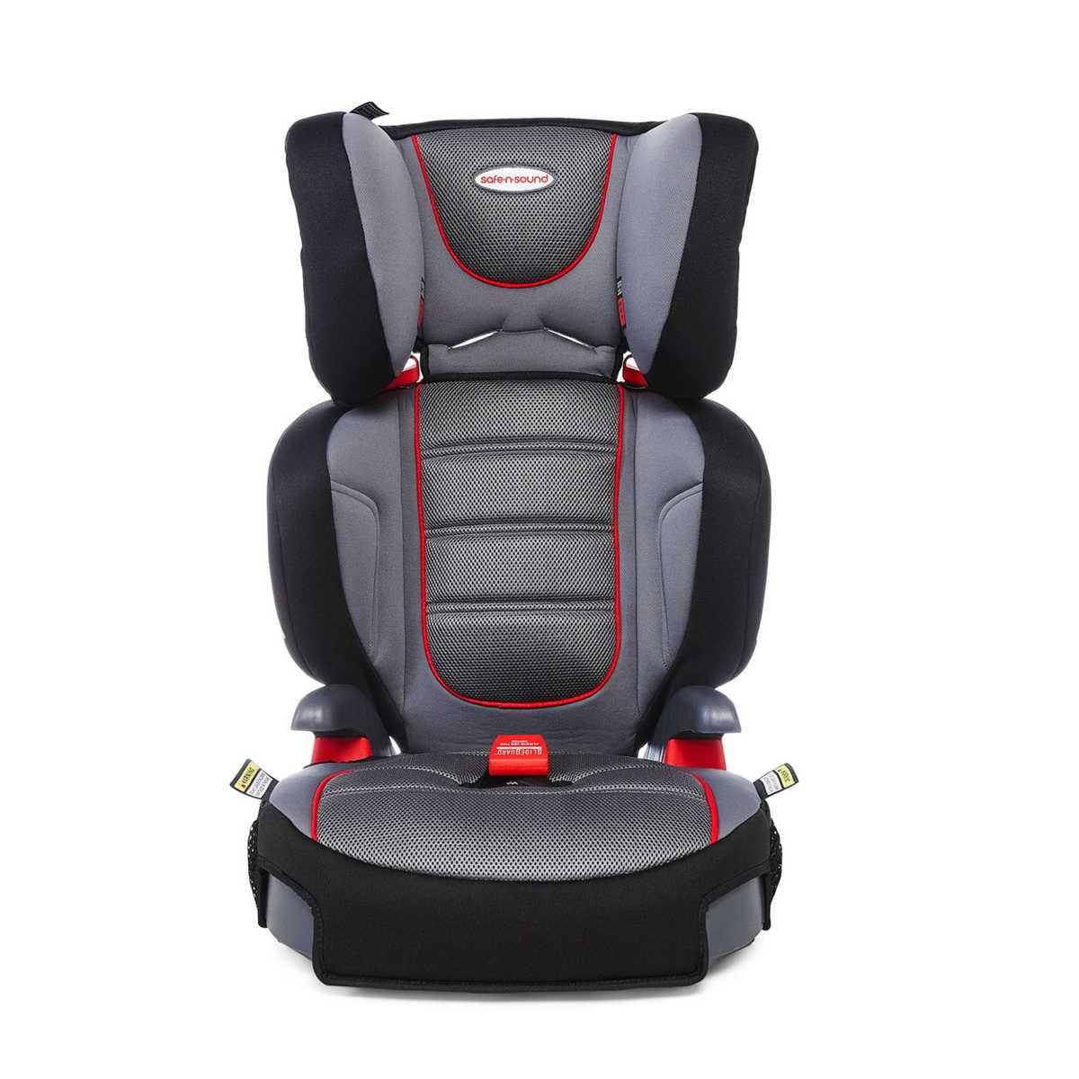 Safe Sound Car Seat Installation