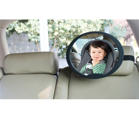 Seed Bebe Back Seat Mirror Oval