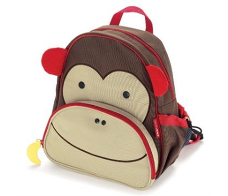 Skip Hop Monkey Zoo Pack