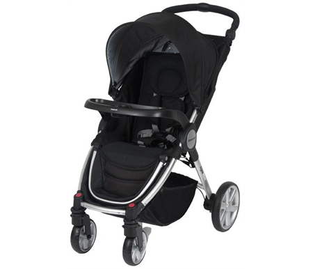 Steelcraft Agile Plus Travel System