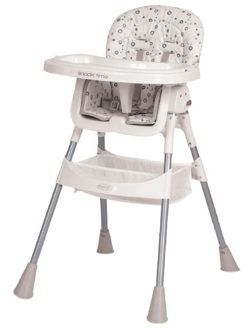 Steelcraft Snacktime Convertible High Chair