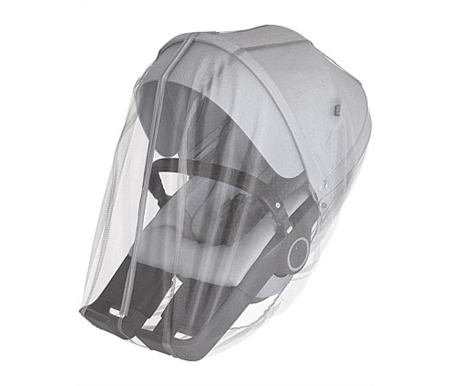 Stokke Stroller Mosquito Cover for Xplory 6 and Trailz Black