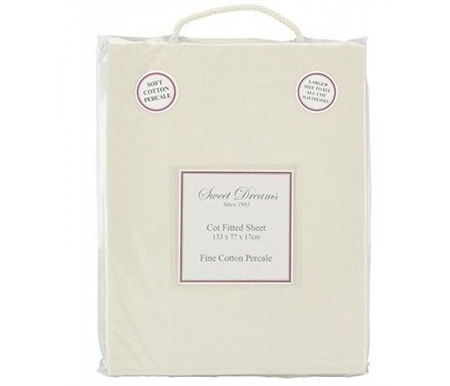 Sweet Dreams Cot Fitted Sheet