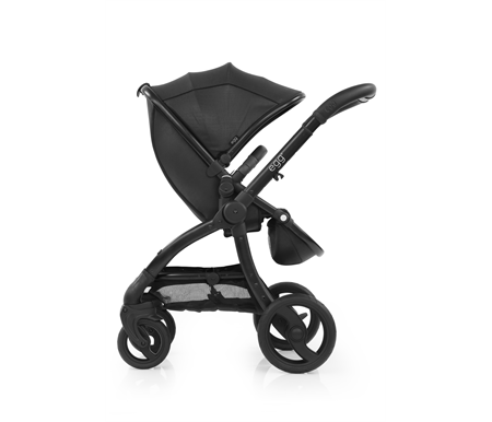 The Egg Stroller Jurassic Black