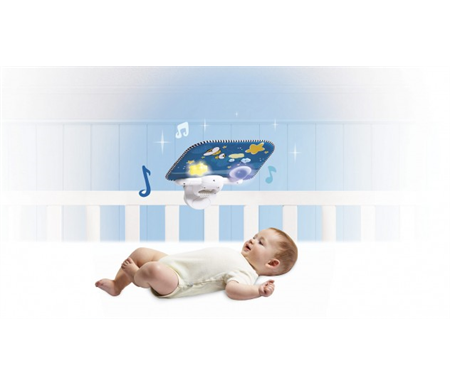 Tiny Love Double Sided Crib Activity Toy