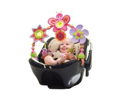 Tiny Love Tiny Princess Butterfly Stroller Arch