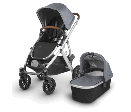 UPPAbaby Vista 2018 Gregory plus Bassinet