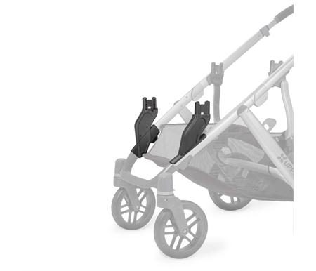 UPPAbaby Vista Lower Adapter for double configuration