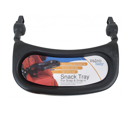 Valco Baby Snack Tray for Snap Ultra and Velo